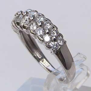 指輪ダイヤモンド リング PT900 プラチナ 指輪 リング