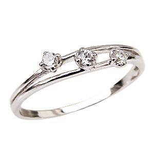 スリーストーンリング ダイヤモンドリング 0.10ct プラチナ PT900 ダイヤモンド 指輪