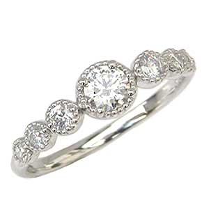 指輪 ダイヤモンド リング PT900 プラチナ 指輪 プレゼント ジュエリー 送料無料