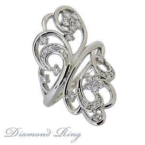 母の日 2019 指輪 レディース プラチナ ダイヤ リング ダイヤモンド 人気 可愛い ギフト プレゼント 0.50ct