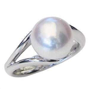 高品質の人気 入学 入園 真珠パール リング 指輪 あこや本真珠 6月誕生石 指輪 リング K10WG ホワイトゴールド 真珠の径9mm ピンクホワイト系 リング 指輪 6月誕生石, バースデー:04511d98 --- pokemongo-mtm.xyz