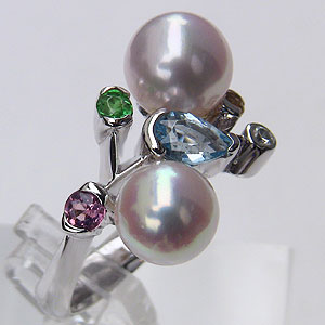 パールリング レディース 真珠の指輪 プラチナPT900 7mm・8mm の指輪 リング パールリング 6月誕生石 贈答 プレゼント 冠婚葬祭 結婚 ブライダル 入学 入園 卒業 卒園 保証書付 ケース付 送料無料