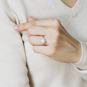 パール リング パールリング レディース 真珠の指輪 あこや本真珠 キュービックジルコニア silver シルバー 8mm 真珠指輪 お試しリング ケース付 6月誕生石 ギフト プレゼント 品質保証書付 無料ラッピング 送料無料 冠婚葬祭wONPX8kZn0
