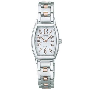 卒業 入学 SEIKO セイコー ALBA アルバ アンジェーヌ 女性用 ソーラー 腕時計 正規品 1年保証書付 AHJD052