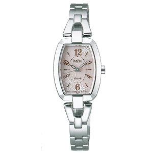 卒業 入学 SEIKO セイコー アルバ ALBA アンジェーヌ 女性用 ソーラー 腕時計 正規品 1年保証書付 AHJD058 送料無料