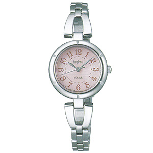 卒業 入学 SEIKO セイコー ALBA アルバ アンジェーヌ 女性用 ソーラー 腕時計 正規品 1年保証書付 AHJD092