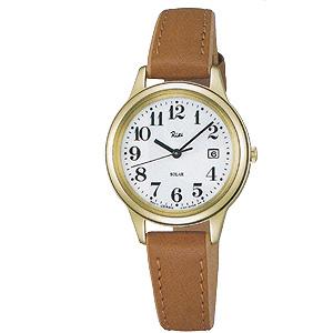 卒業 入学 SEIKO セイコー ALBA アルバ リキ 女性用 ソーラー 腕時計 正規品 1年保証書付 AKQD027