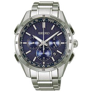 卒業 入学 SEIKO セイコー セイコー ブライツ BRIGHTZ メンズ ソーラー電波 腕時計 正規品 1年保証書付 送料無料 SAGA191