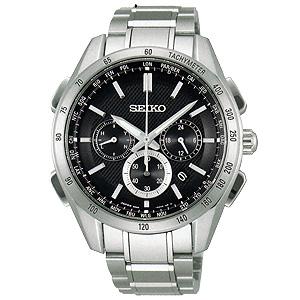 卒業 入学 SEIKO セイコー セイコー ブライツ BRIGHTZ メンズ ソーラー電波 腕時計 正規品 1年保証書付 送料無料 SAGA193