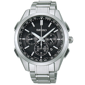 SEIKO セイコー セイコー ブライツ BRIGHTZ メンズ ソーラー電波 腕時計 正規品 1年保証書付 送料無料 SAGA197