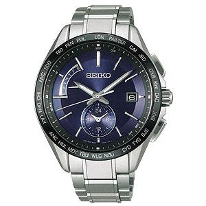 卒業 入学 SEIKO セイコー セイコー ブライツ BRIGHTZ メンズ ソーラー電波 腕時計 正規品 1年保証書付 送料無料 SAGA231