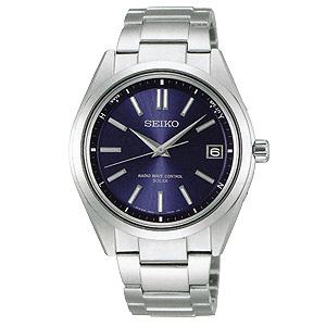 卒業 入学 SEIKO セイコー セイコー ブライツ BRIGHTZ メンズ ソーラー電波 腕時計 正規品 1年保証書付 送料無料 SAGZ081