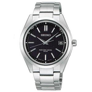 卒業 入学 SEIKO セイコー セイコー ブライツ BRIGHTZ メンズ ソーラー電波 腕時計 正規品 1年保証書付 送料無料 SAGZ083