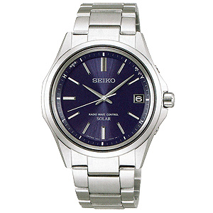 卒業 入学 SEIKO セイコー セレクション SELECTION メンズシリーズ 男性用 ソーラー電波時計 腕時計 正規品 1年保証書付 SBTM239