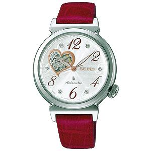 卒業 入学 SEIKO セイコー ルキア LUKIA 女性用 メカニカル 腕時計 正規品 1年保証書付 SSVM023