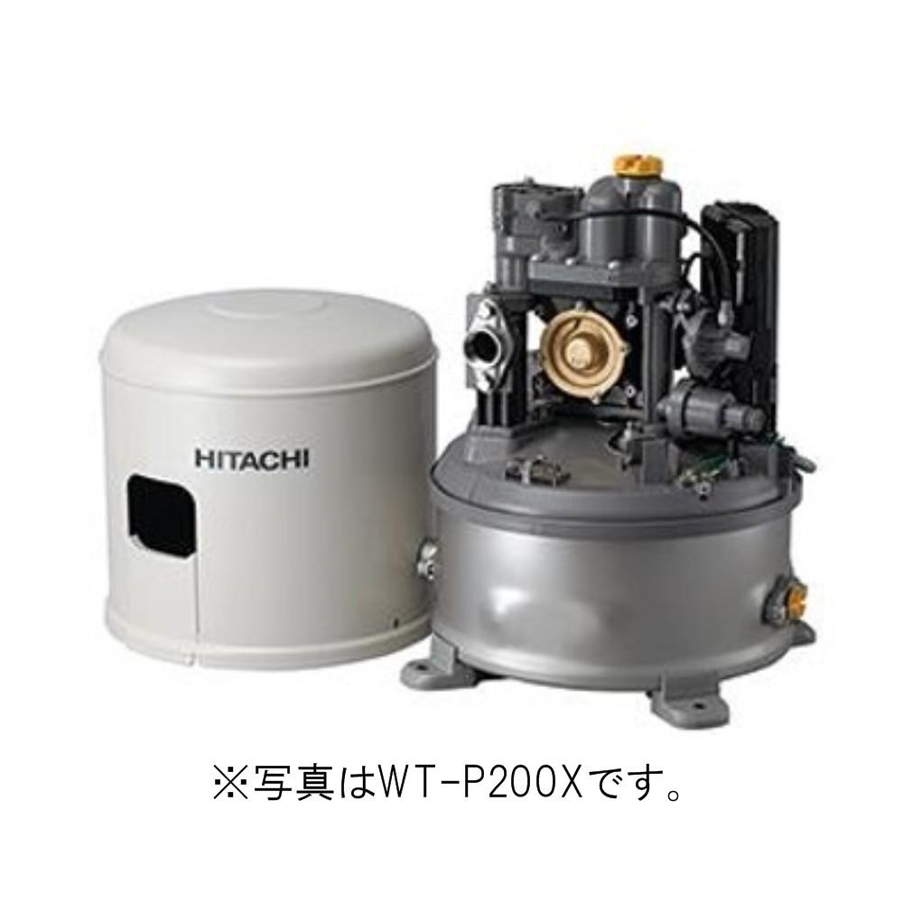 日立 インバーター浅井戸ポンプ WT-P200X