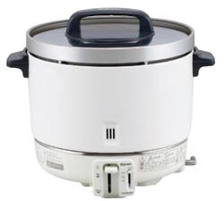 パロマ 業務用大型ガス炊飯器 PR-403S (~4.0L・~22.2合) LPガス用