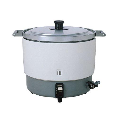 パロマ 業務用大型ガス炊飯器 PR-10DSS (~10L・~55合) 都市ガス用