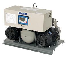 荏原製作所 65BNAME7.5A 【三相200V】 単独交互並列運転 推定末端圧力一定給水ユニット (インバーター)