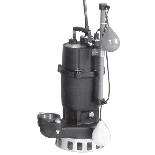 荏原製作所 50DNA61.5 DN型汚水雑排水水中ポンプ 【60Hz・自動型】