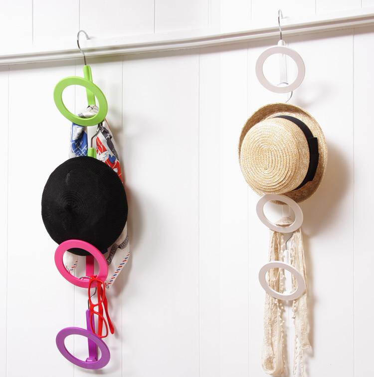 【帽子ハンガー】サークルハンガー【帽子掛け】【新生活】