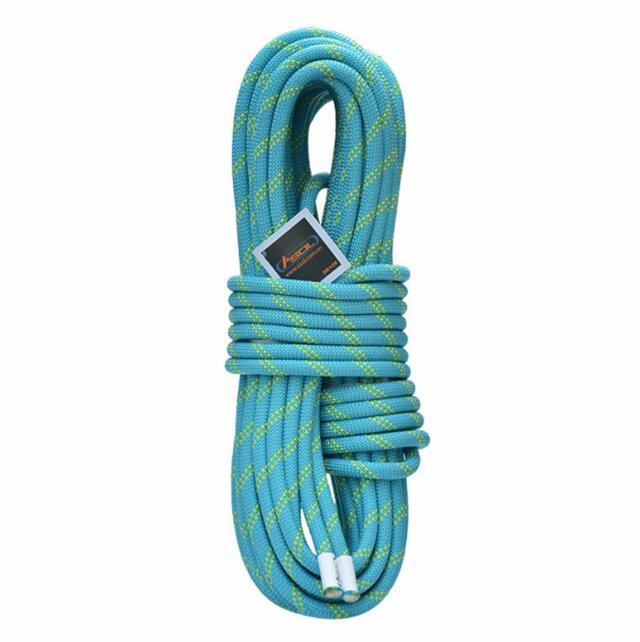 ロープ 10.5mm 10メートルロープ クライミングロープ 多機能ロープ ザイル ガイロープ 割引も実施中 耐荷重2800kg 10M 防災 5色選べる アウトドア 登山 キャンプ 超特価 安全