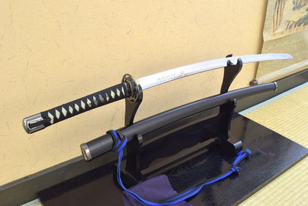【あす楽対応!】 刀剣乱舞-ONLINE- コラボ商品 オリジナル模造刀 「 大和守安定 」【代引き手数料・送料無料!】販売はしのびやのみ! 職人が丹念に製造。 コスプレのグッズとしても人気です。 日本刀 ast