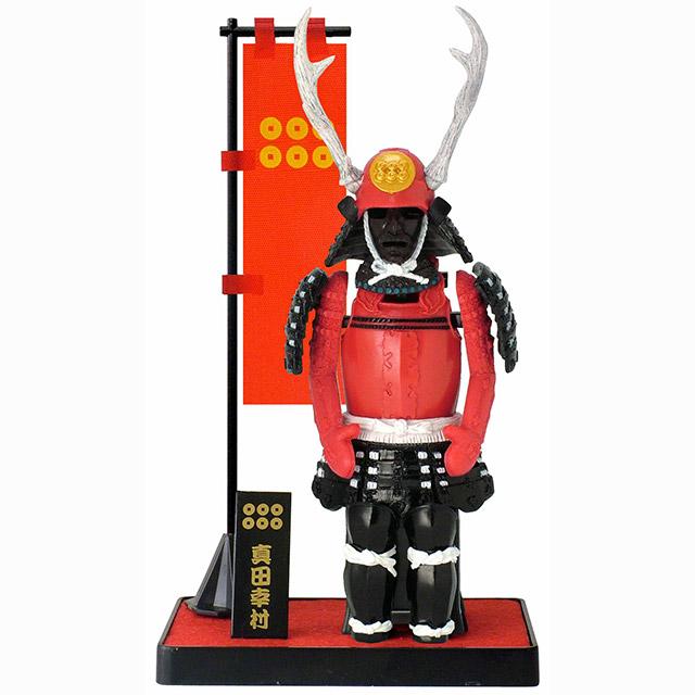 Armor Series Sanada Yukimura Authentic Samurai Figure//Figurine