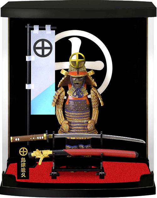 Champion Shimazu Yoshihisa Sengoku warlord ARMOR SERIES figure authentic building of Kyushu is! ( ¥ 500 shipping! In total, more than 5,000 yen! * International shipping if the shipping required )