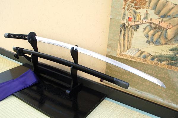 三尺 野武士半太刀-nobushi- アルミ刀身布製刀袋付き【送料無料】 是寿刀 日本刀 ast