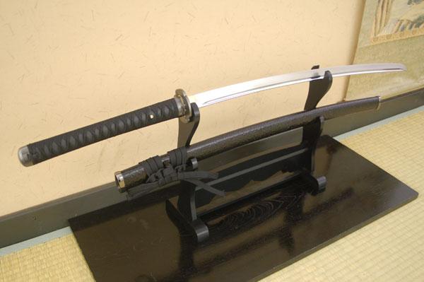 模造刀 西郷隆盛拵え 薩摩拵え(柄一尺) コスプレのグッズとしても人気です。 (美術刀剣 模造刀) 日本刀