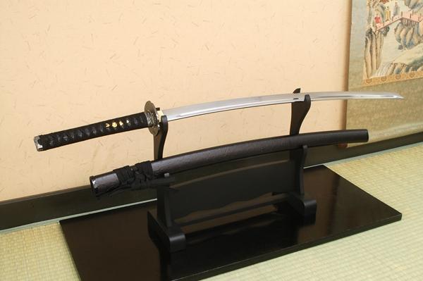 【あす楽対応!】 模造刀 刀匠 藤原兼定写し コスプレのグッズとしても人気です。【送料無料(代引手数料別)】 日本刀 ast