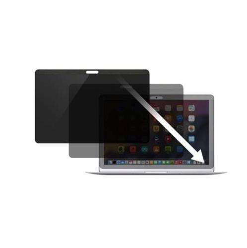 マグネット式 プライバシーフィルム 2016 2017 MacBook Pro13インチ用 MBG13PF2 UNIQ t3t1n8X0wONkP