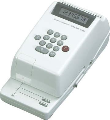送料無料お手入れ要らず コクヨ 激安価格と即納で通信販売 電子チェックライター8桁