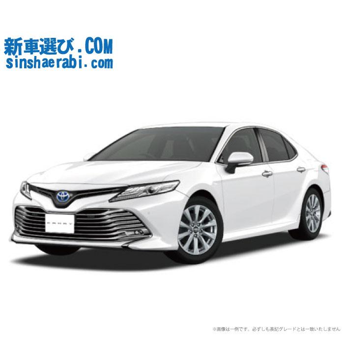 《 新車 トヨタ カムリ 4WD 2500 G 》