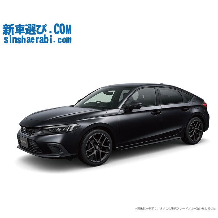 《 新車 ホンダ シビックハッチバック 2WD 1500 HATCH BACK 6MT 》