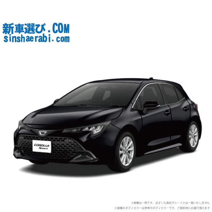 《新車 ターボガソリン車 トヨタ カローラスポーツ 《新車 》 4WD 1200 G ターボガソリン車 》, アサヒムラ:e6b79a48 --- novoinst.ro