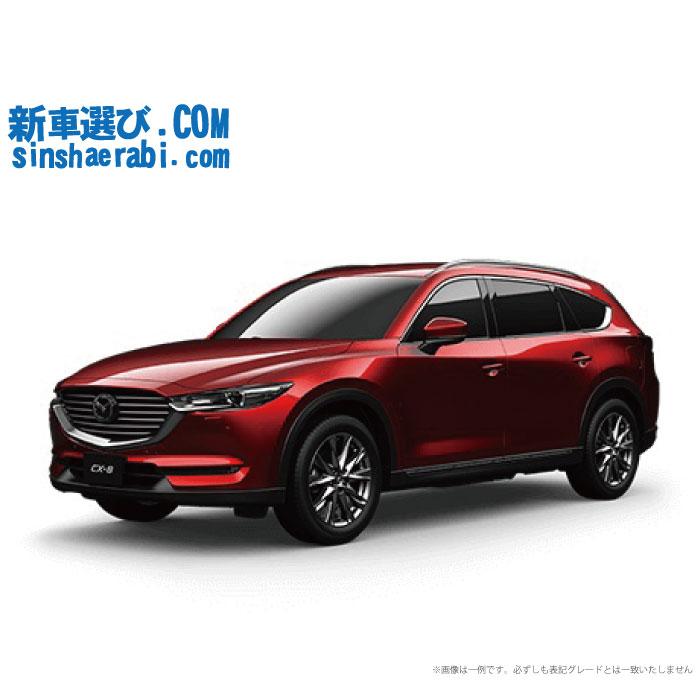 《新車 マツダ CX-8 4WD 2500 25T L Package 6人乗り 》