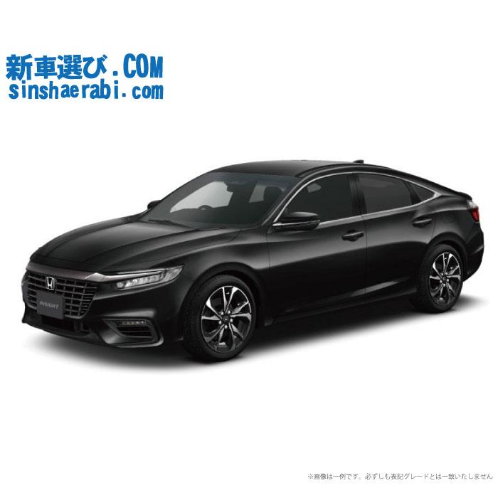 《 新車 ホンダ インサイト 2WD 1500 EX BLACK STYLE 》