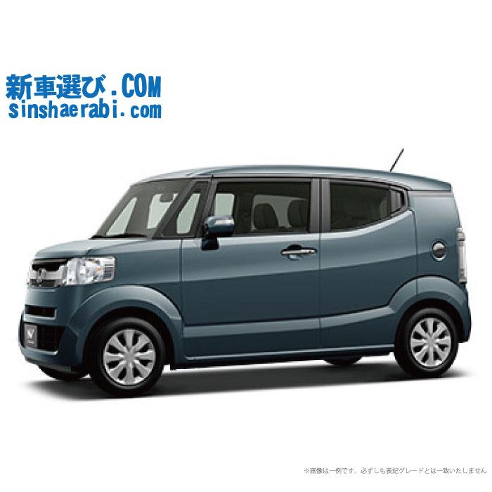 ☆月額 18,500円 楽乗りCAR 新車 ホンダ NBOXスラッシュ 4WD 660 G・インテリアカラーパッケージ モノトーン