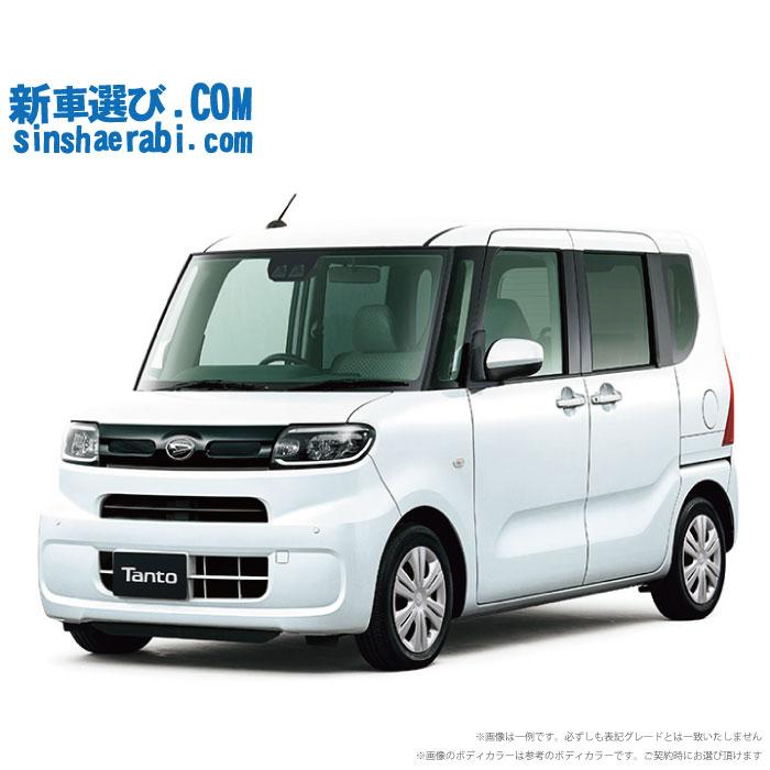 ☆月額 15,800円 楽乗りCAR 新車 ダイハツ タント 2WD 660 L