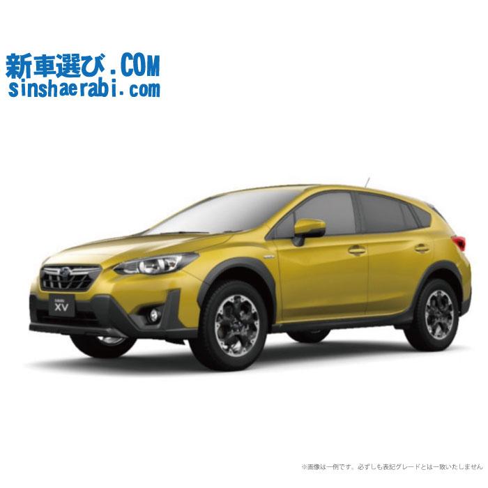 ☆月額 29,700円 楽乗りCAR 新車 スバル XV AWD 2000 2.0i-L EyeSight
