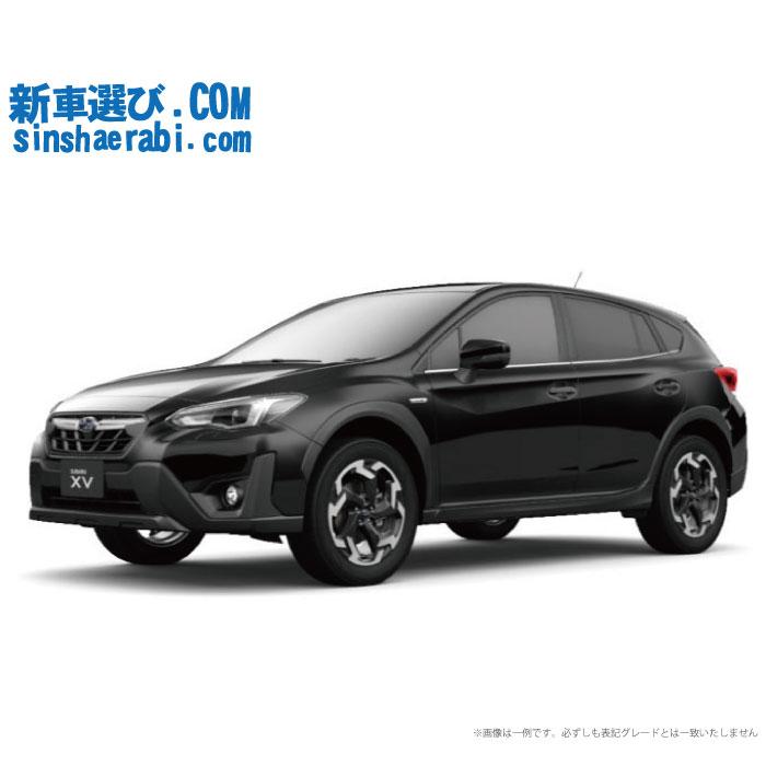 ☆月額 31,700円 楽乗りCAR 新車 スバル XV AWD 2000 2.0i-S EyeSight