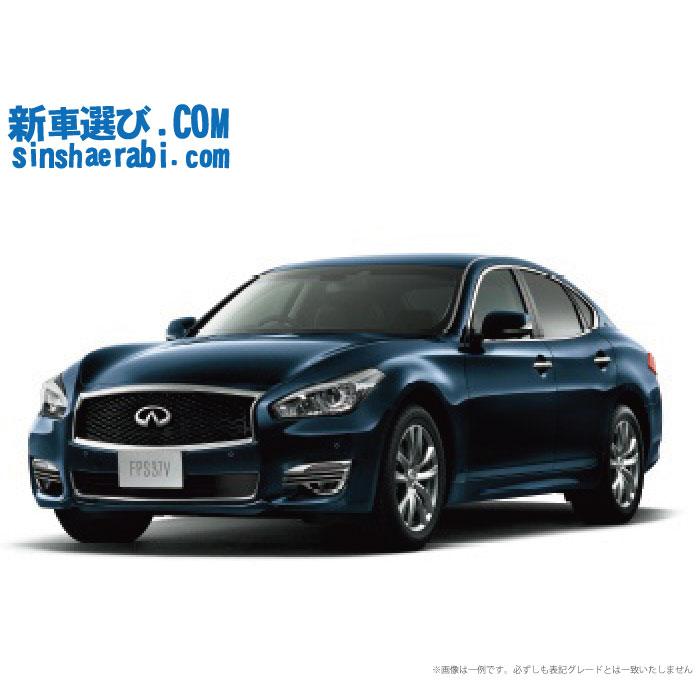 ☆月額61,900円 楽乗りCAR 新車 ニッサン フーガ 2WD 3700 370VIP