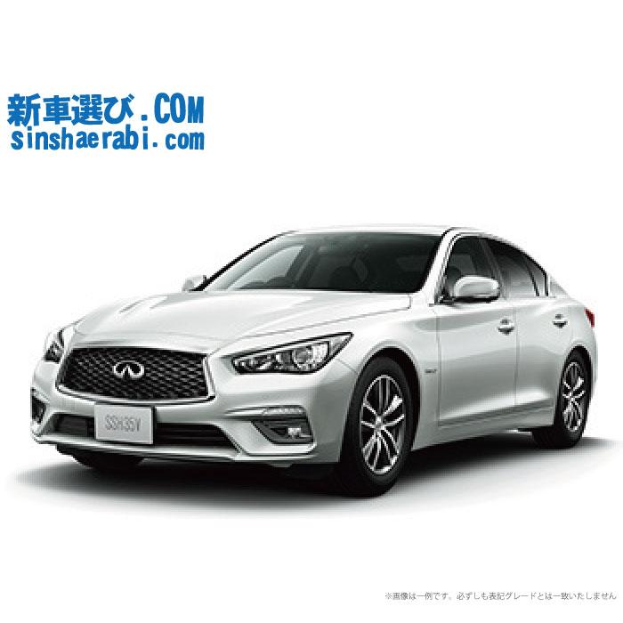 ☆月額55,800円 楽乗りCAR 新車 ニッサン スカイライン 4WD 3500 350GT FOUR HYBRID Type P