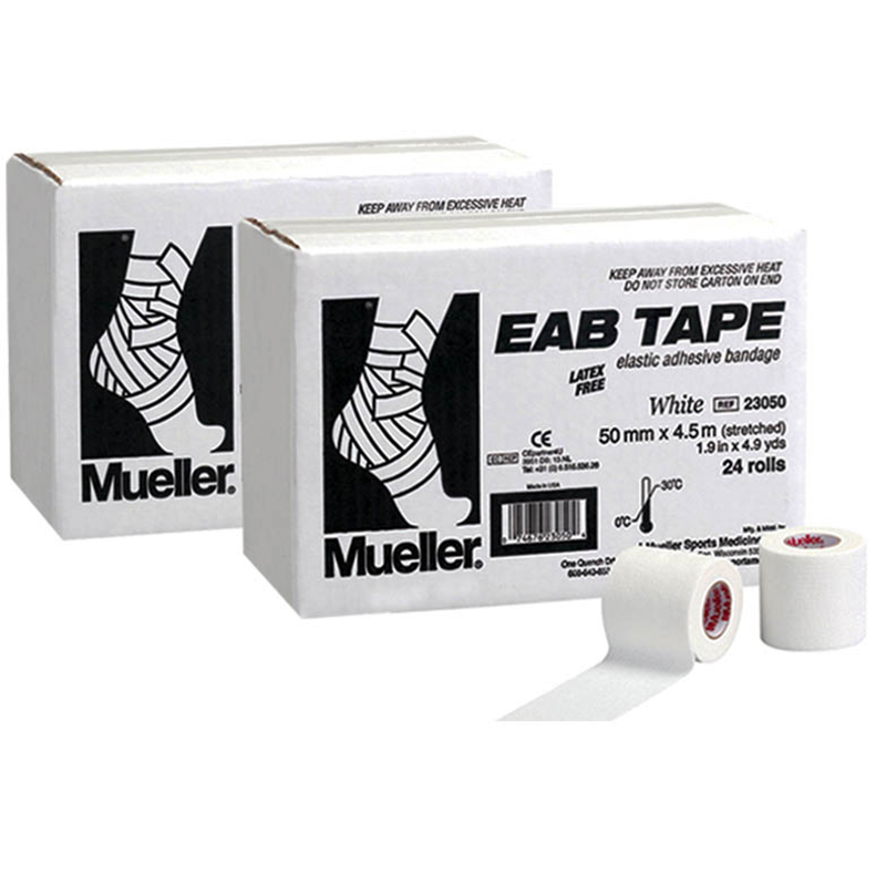 テーピングテープ / EABテープ / 幅や長さのサイズが選べる / エラスティックテープ / テーピング / 伸縮性 / Mueller