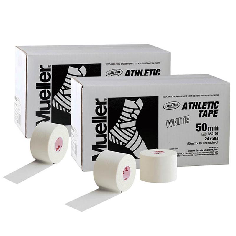 テーピングテープ// アスレチックホワイトテープ/ チームパック/ 幅や長さのサイズが選べる// 固定用 アスレチックテープ/ テーピング/ 固定用/ Mueller, Tricolore [トリコローレ]:43b39a25 --- ww.thecollagist.com