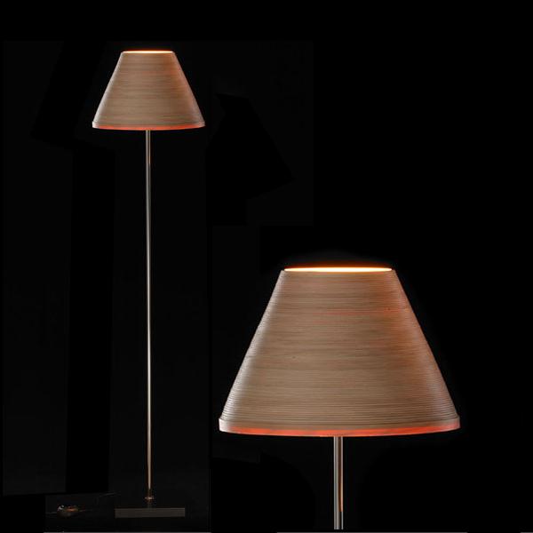 【店舗クーポン発行中】【BUNACO/ブナコ】ブナコのフロアーランプ照明 BUNACO Floor Lamp BL-F482
