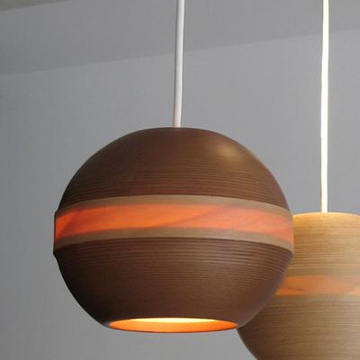 【店舗クーポン発行中】【BUNACO/ブナコ】ブナコのペンダントランプ照明1piece BUNACO Pendant Lamp【Cherry】 BL-P325