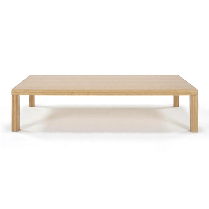 リビングテーブル角脚 TL-K1585 W1500 【美しい竹の家具TEORI テオリ】竹無垢 日本製/岡山